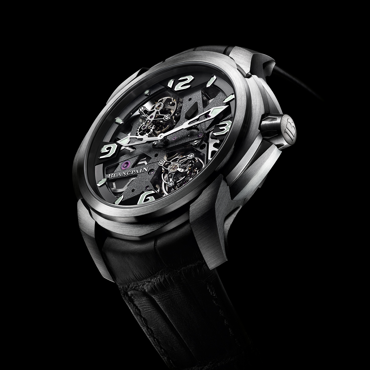 blancpain l-evolution collection tourbillon carrousel