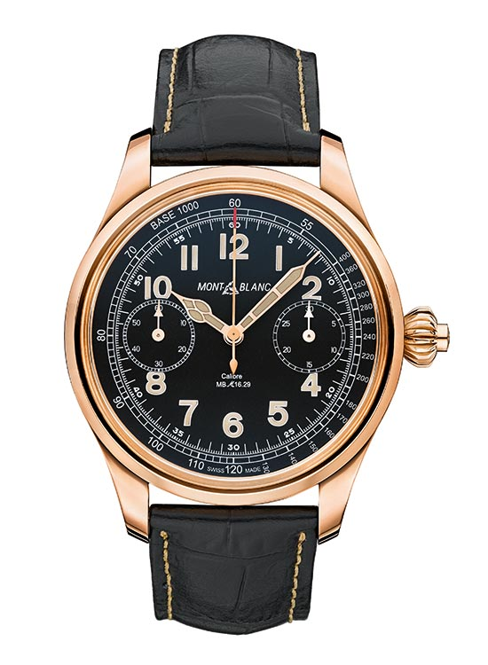 davide-cerrato-wears-the-montblanc-1858-chronograph-tachymeter