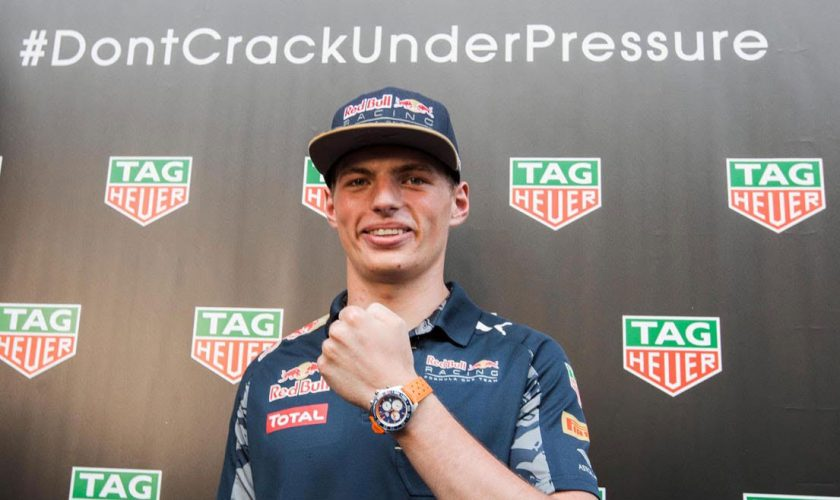 Presentation-of-the-TAG-Heuer-Max-Verstappen-Special-Edition