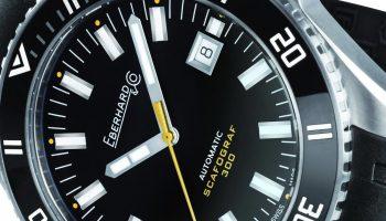 Eberhard & Co. Scafograf 300