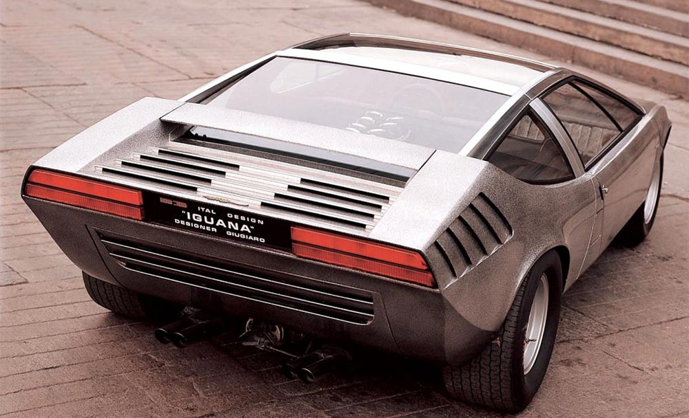 1969 Alfa Romeo Iguana by Italdesign