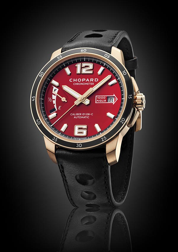 Chopard Mille Miglia 2015 Race Edition Rose Gold
