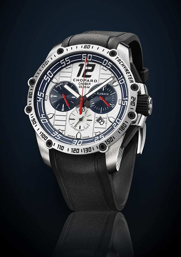 Chopard Superfast Flyback Chronograph Porsche 919 Jacky Ickx Edition