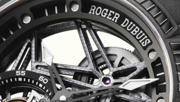Roger Dubuis Transparency
