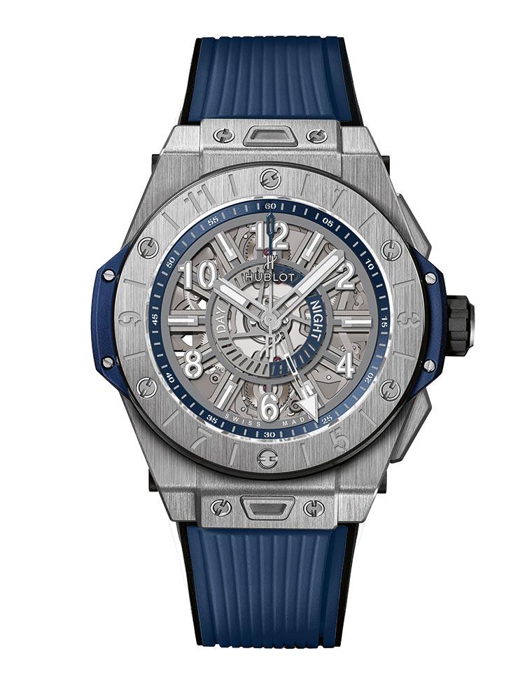 Big Bang Unico GMT titanium