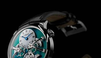 MB&F Legacy Machine No. 2 Titanium