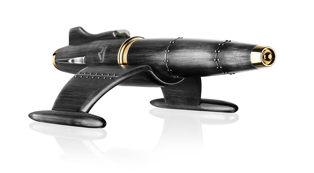 Romain Jerome Moon Fighter