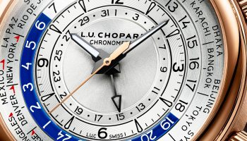 Chopard L.U.C Time Traveler One