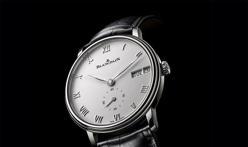 Blancpain Villeret collection