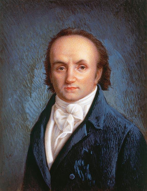 Abraham-Louis Breguet (1747-1823)