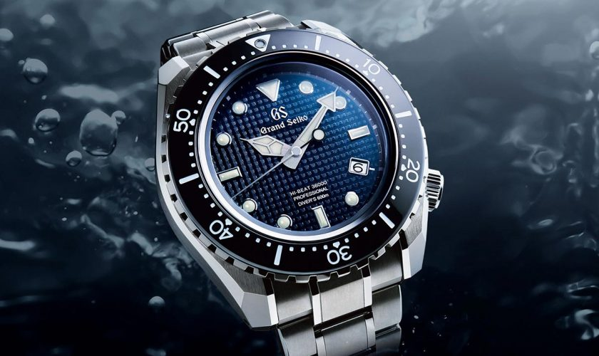 Grand Seiko stands alone