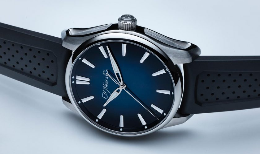 H. Moser & Cie. Pioneer Centre Seconds Automatic