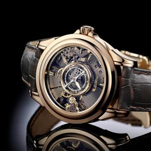 Omega DeVille Central Tourbillon Co-Axial Chronometer