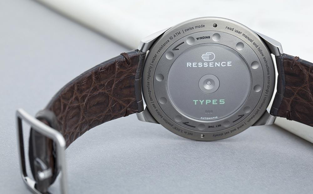 Ressence Type 5G