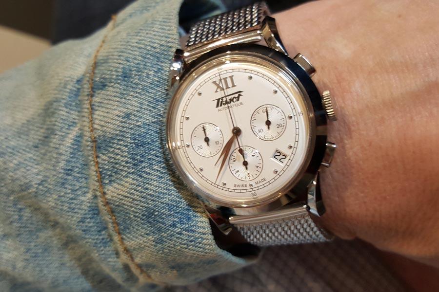 Nomos Watch Tissot Heritage 1948 c...