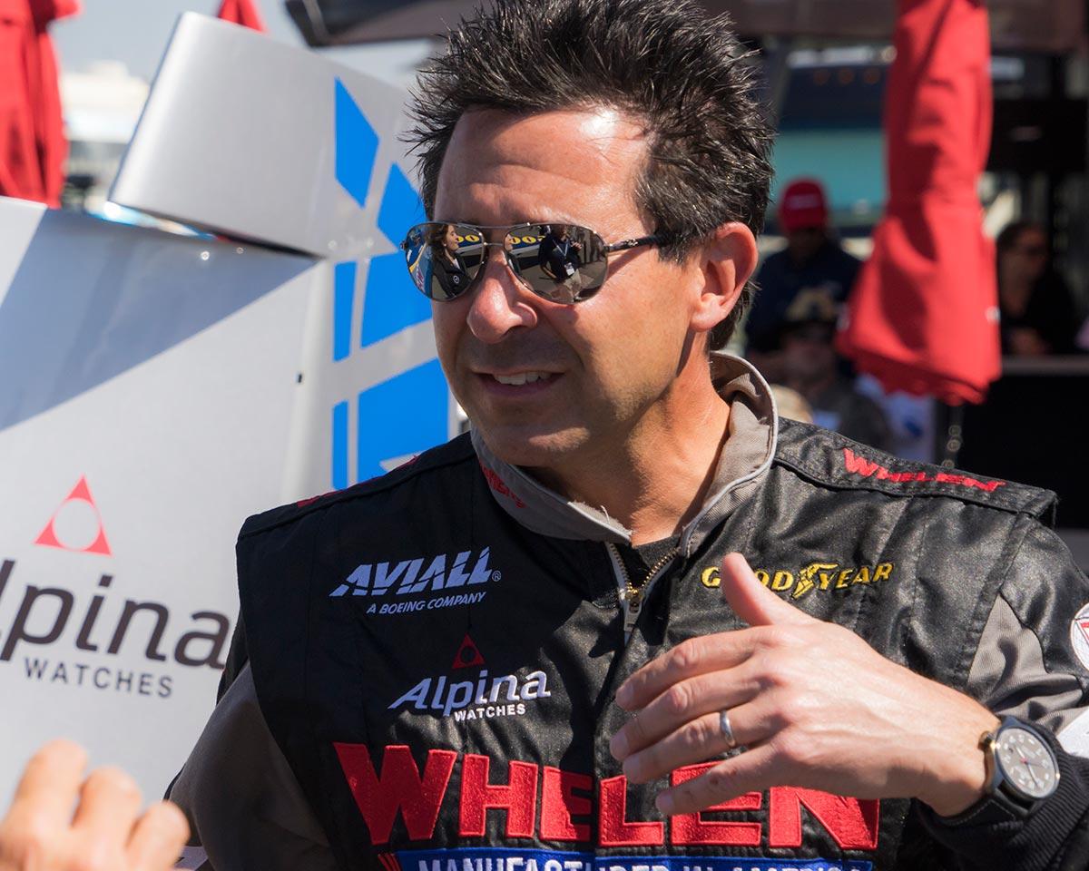 Alpina Welcomes New Brand Ambassador Mike Goulian