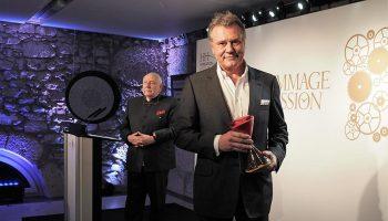"""""""Hommage au Talent"""" Award for François-Paul Journe"""