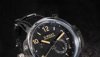 Italo Fontana presents a new version of the U-Boat Capsule