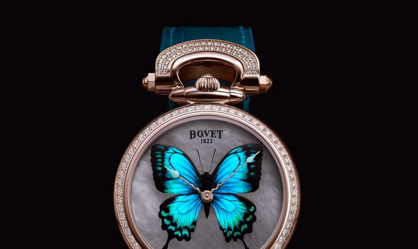 Métiers d'Art by Bovet 1822 - A World Premiere