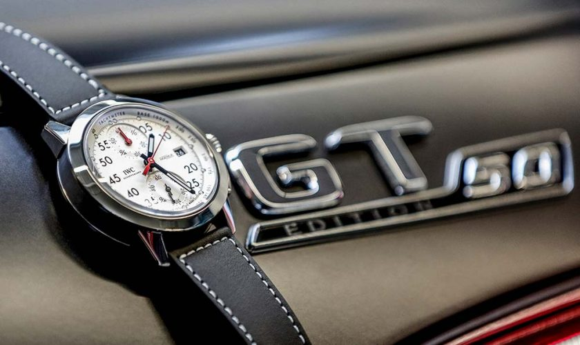 "Ingenieur Chronograph Sport Edition ""50th Anniversary of Mercedes AMG"""