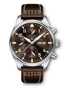"""Pilot's Watch Chronograph Edition """"Antoine de Saint Exupéry"""" (Ref. IW377713)"""