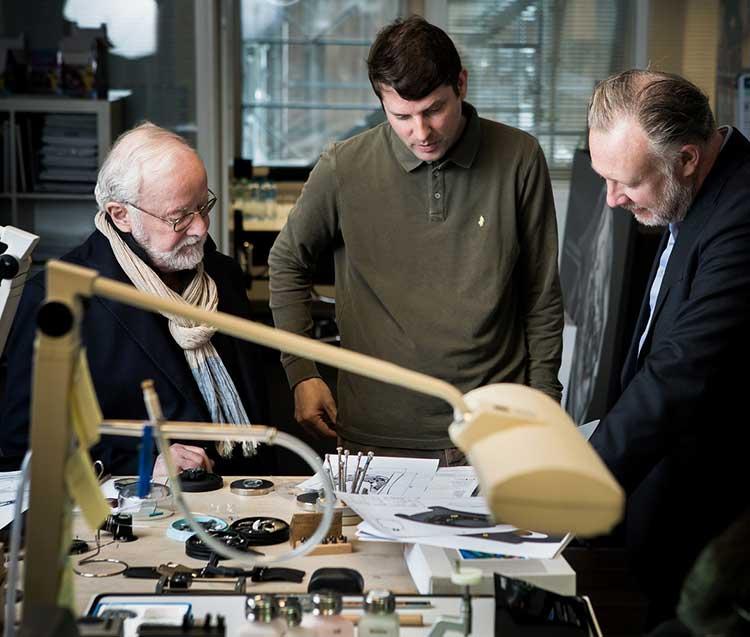 Laurent Ferrier, Felix Baumgartner & Martin Frei