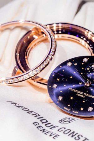 The Slimline Moonphase Stars Manufacture