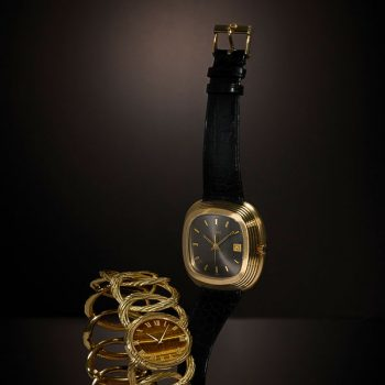 These iconic watches formerly belonged to Andy Warhol