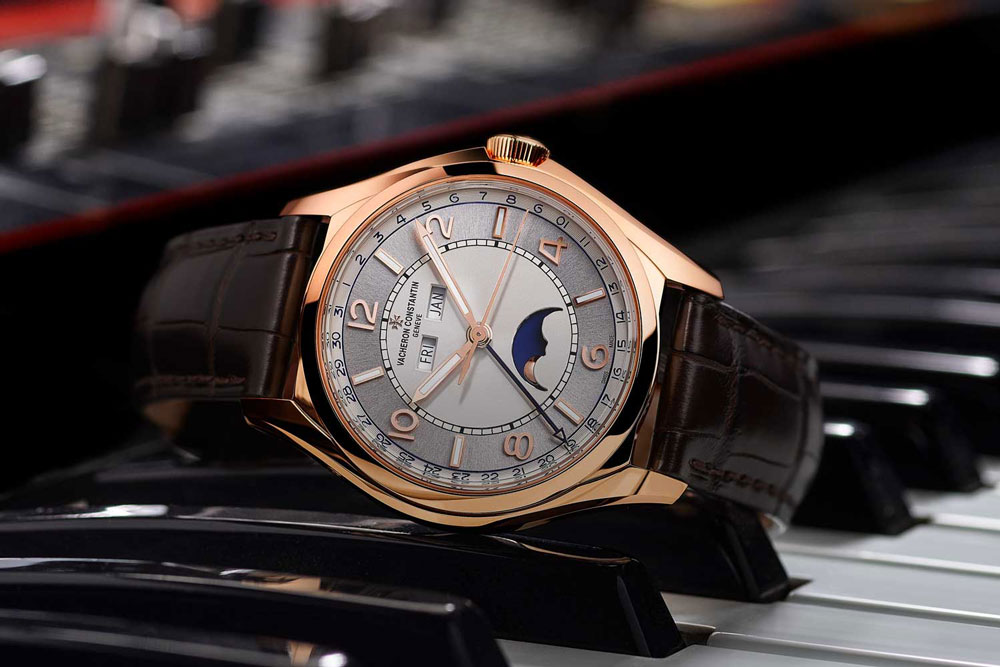 Vacheron Constantin Fiftysix complete calendar with moon phase
