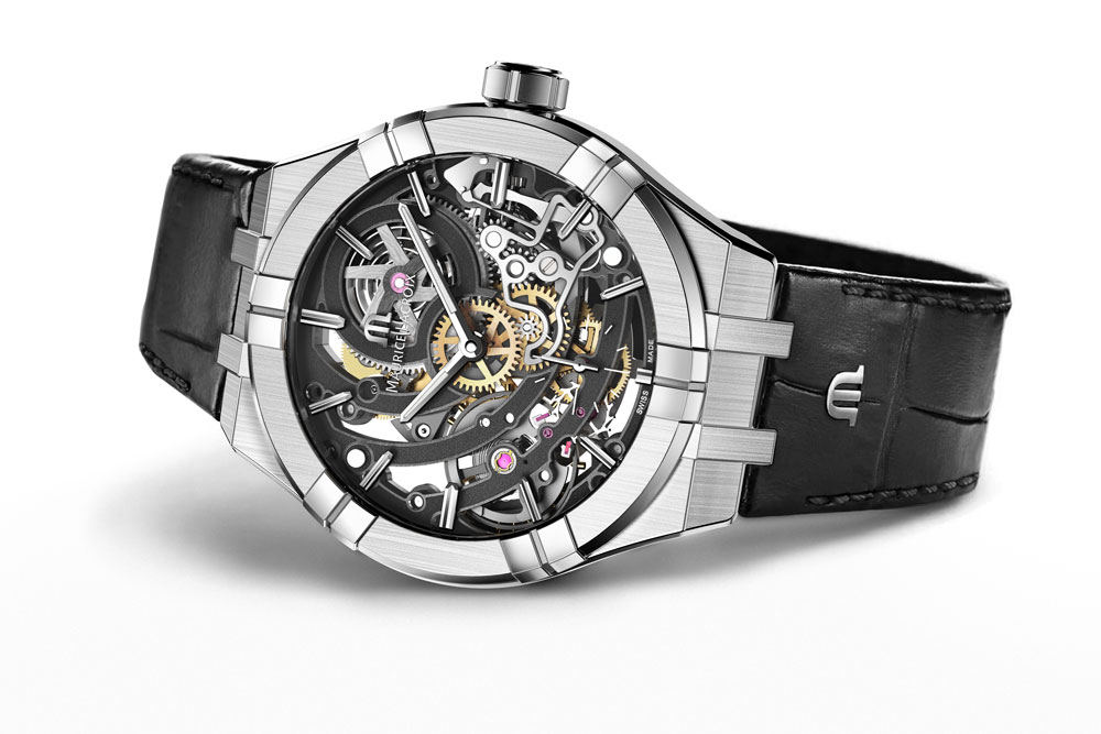 Maurice Lacroix - The AIKON Automatic Skeleton