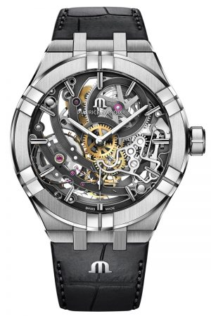 Maurice Lacroix – The AIKON Automatic Skeleton