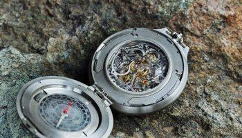 Montblanc 1858 Pocket watch