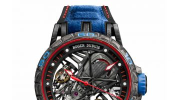 SIHH 2018 Roger Dubuis Aventador