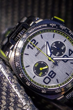 WRC Special Edition ANONIMO Watch