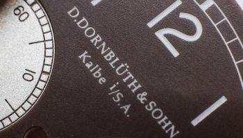 D. Dornblüth & Sohn