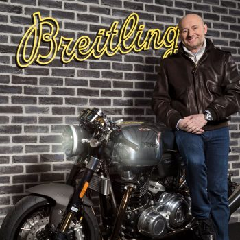 Georges Kern, Breitling's CEO