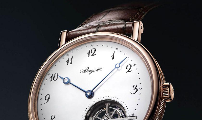 Breguet Classique Tourbillon 5367 ultra-thin