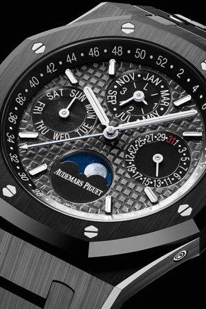Audemars piguet Royal Oak perpetual calendar watch