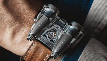 MB&F Certified Pre-Owned Collection