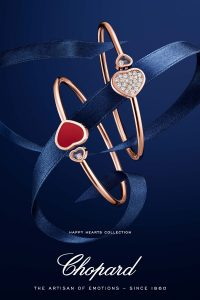 Chopard Happy Hearts Advertisement