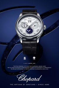 Chopard Lunar One Advertisement