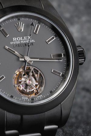 Rolex Milgauss Tourbillon Label Noir