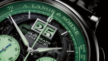 A. Lange & Söhne introduces Datograph Up/Down 'Lumen'