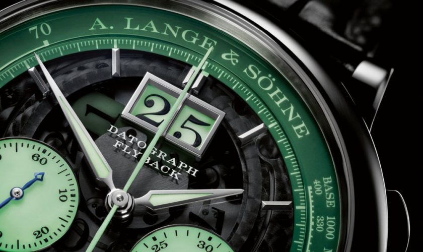 A. Lange & Söhne introduces Datograph Up/Down 'Lumen'