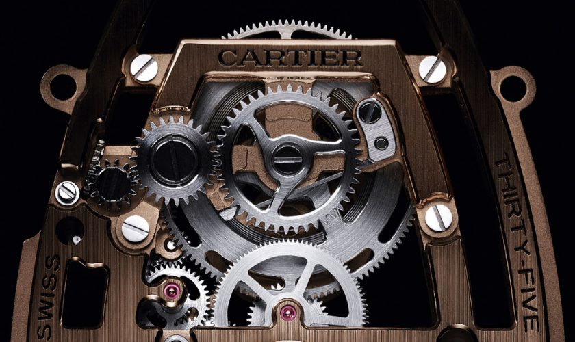 Cartier Prive