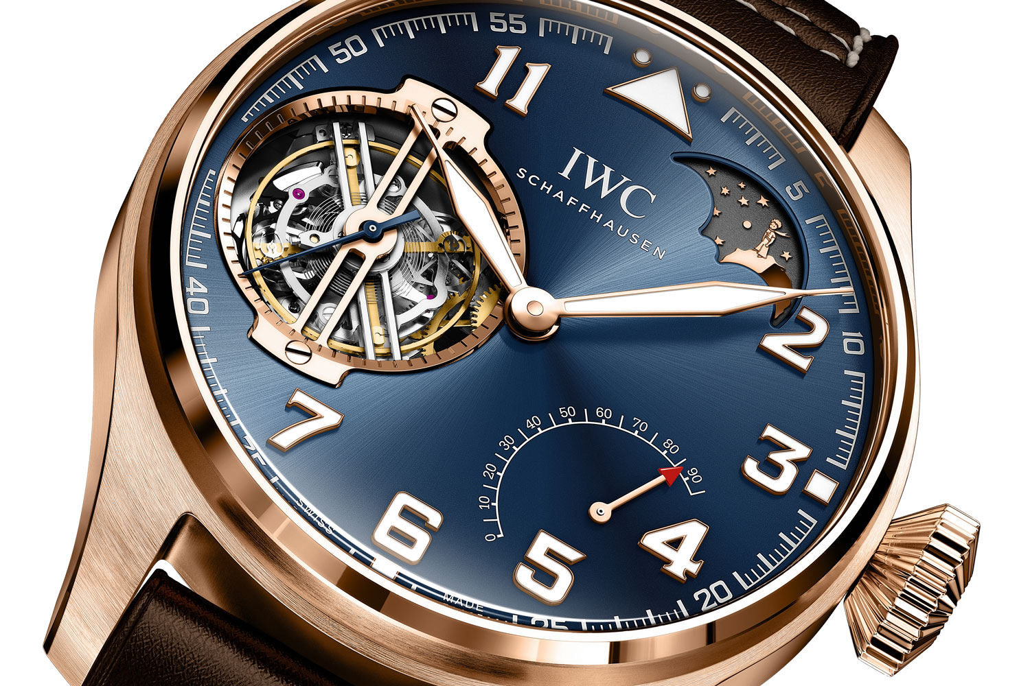IWC Big Pilot Constant-Force Tourbillon Edition 'Le Petit Prince'