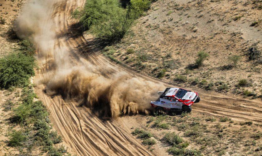Rebellion Official Timekeeper 41st Edition Dakar Rally
