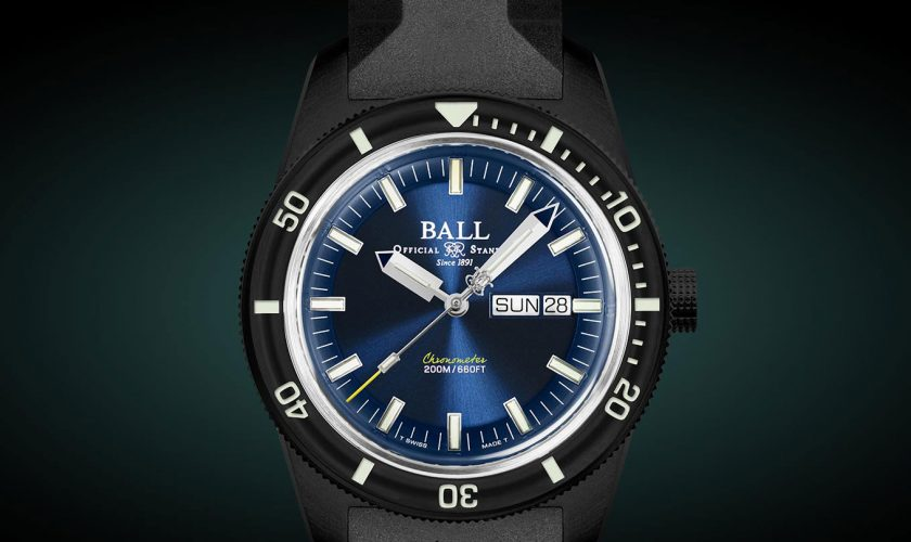 Ball Watch Engineer II Skindiver Heritage