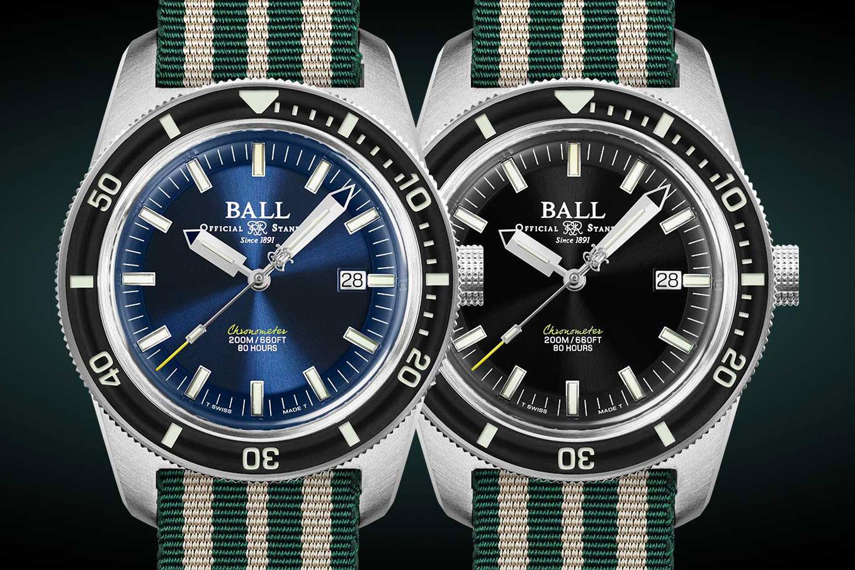Ball Watch Engineer II Skindiver Heritage