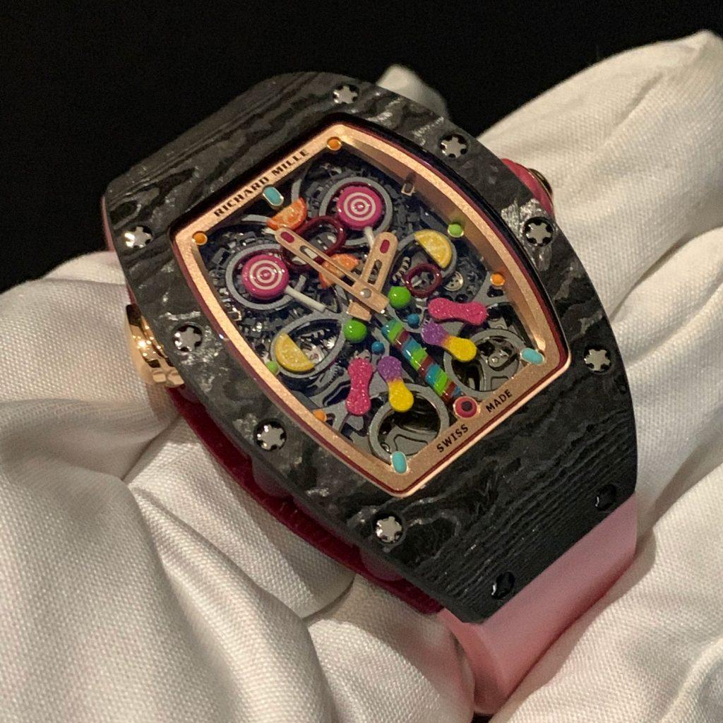 Richard Mille RM 37-01 Automatic Cerise